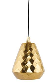 Gouden lamp
