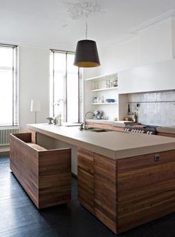 bankje keuken