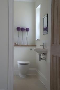 bloemen wc