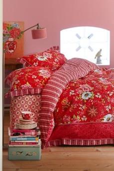 Welke kleur gebruiken in de slaapkamer? Rood