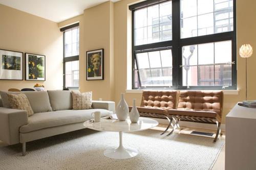 Interieur inspiratie een alternatief voor peperdure barcelona chairs