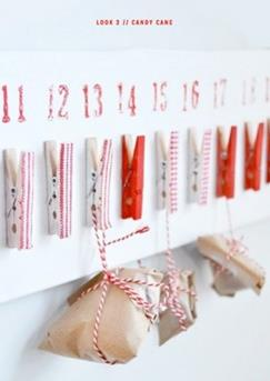 advent kalender maken