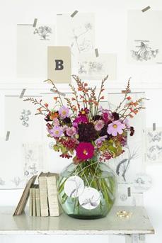 Interieur Inspiratie Bloemen in je woonkamer - Interieur Inspiratie