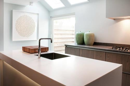 Interieur inspiratie kunst in de keuken interieur inspiratie for Kunst keuken