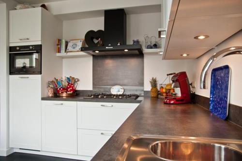 Interieur inspiratie de witte keuken van familie frik   interieur ...