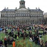 Tulpenfestijn in Amsterdam