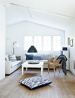 Interieur Inspiratie Een grijze bank stylen - Interieur Inspiratie