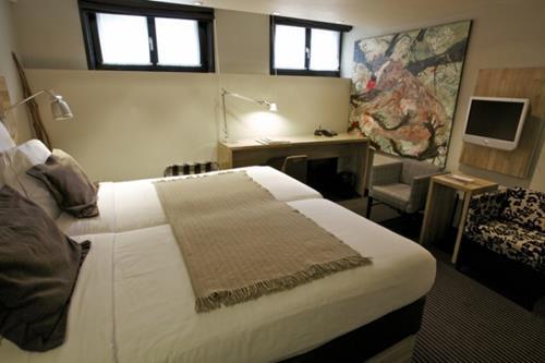 hotel vondel slaapkamer 1