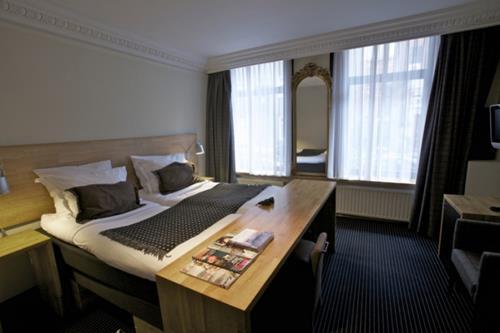 hotel vondel slaapkamer