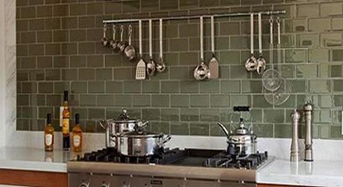 Interieur inspiratie metrotegels perfect voor iedere keuken interieur inspiratie - Keuken tegel metro ...