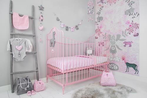 ideeen roze kinderkamer – artsmedia, Deco ideeën