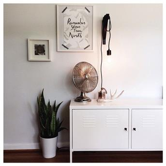 Interieur Inspiratie De locker PS kast van Ikea - Interieur Inspiratie