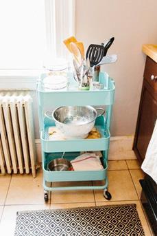 keuken trolley ikea