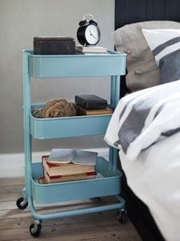 slaapkamer trolley