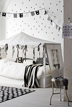 interieur inspiratie zwart wit wonen  interieur inspiratie, Meubels Ideeën