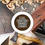 Robuust Maatwerk: ontwerp, productie én webshop voor houten interieur op maat