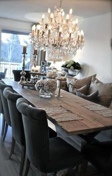 Interieur inspiratie wat zet je op de eettafel interieur for Decoratie op eettafel
