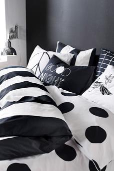 interieur inspiratie zwart witte strepen in het interieur, Meubels Ideeën