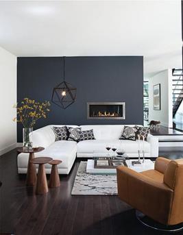 interieur inspiratie de donkere houten vloer  interieur inspiratie, Meubels Ideeën