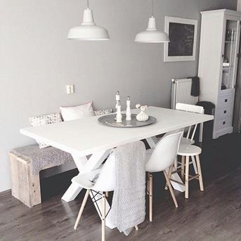 Interieur Inspiratie Wat zet je op de eettafel - Interieur Inspiratie