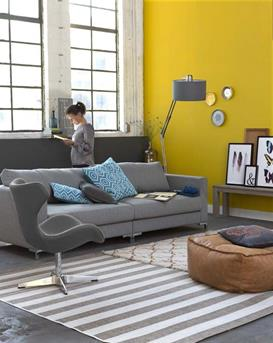 gele muren