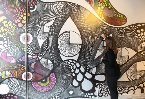 ikea street art