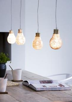oosterse perenlamp