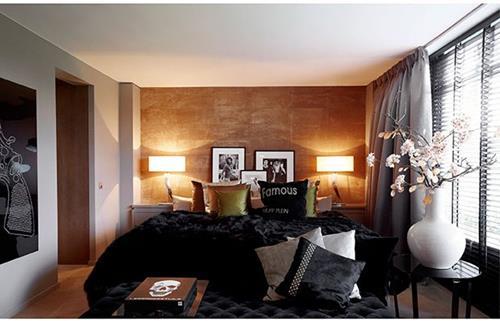 Interieur inspiratie binnenkijken bij eric kuster interieur inspiratie - Trend schilderij slaapkamer ...