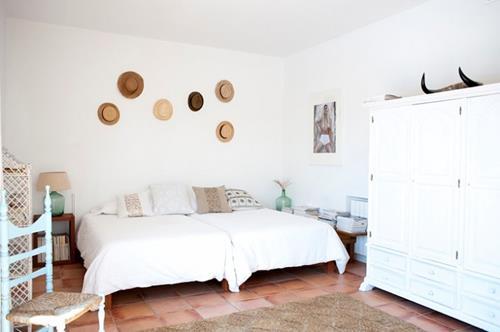 slaapkamer ibiza
