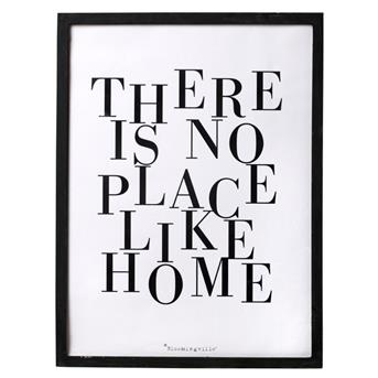 Fotolijst no place like home