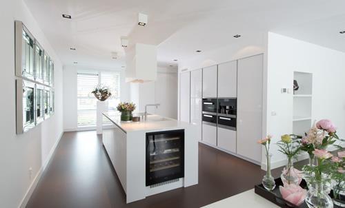 Interieur inspiratie liefhebber van modern? bekijk deze keukens