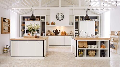 Riverdale keuken