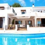 Een droomhuis op Ibiza
