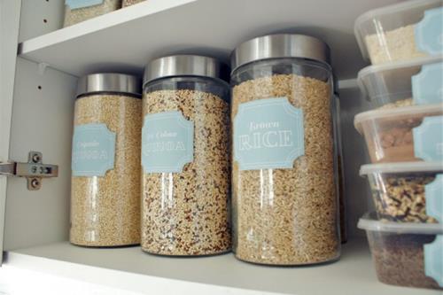 Interieur Inspiratie 5 tips voor een opgeruimde keuken - Interieur ...