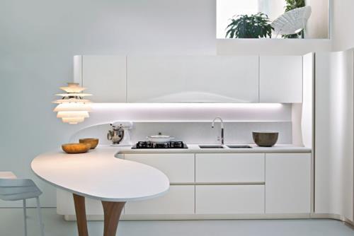 moderene design keuken