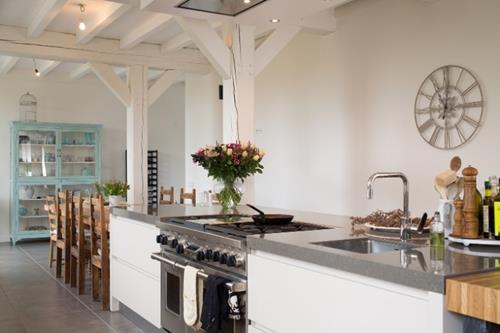 moderne landelijk keuken