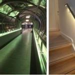 Nederlandse ILLUNOX® trapleuning met verlichting in prijzen