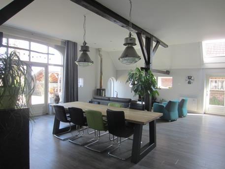 Interieur inspiratie metamorfose woonkamer oude boerderij for Huiskamer meubels