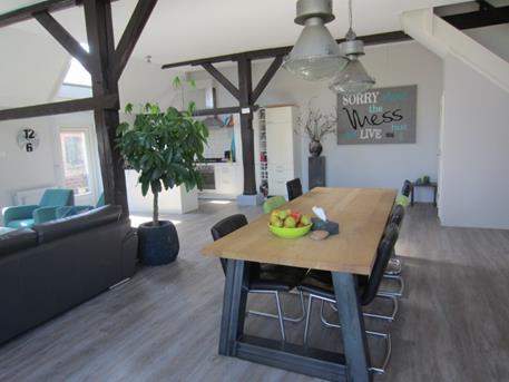 interieur inspiratie metamorfose woonkamer oude boerderij, Deco ideeën