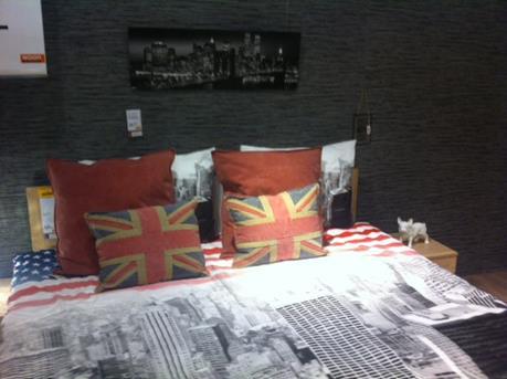 Amerikaanse slaapkamer
