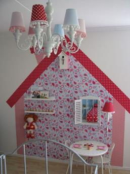 huisje meisjeskamer