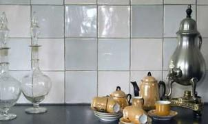 Keukentegel inspiratie, Het Friese witje,