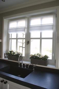 Interieur Inspiratie Vensterbanken: vol met planten en accessoires ...