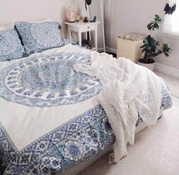 interieur inspiratie je slaapkamer inrichten in ibiza style, Deco ideeën