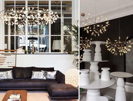 Woonkamer Verlichting Pendelarmatuur : Design woonkamer lampen ~ referenties op huis ontwerp interieur