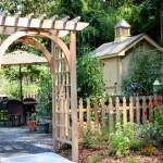 Tips en tricks voor het gebruik van hout in de tuin