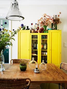 Je Huis Inrichten Met Geel Interieur Inspiratie