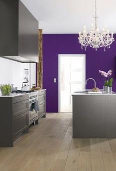 keuken paars