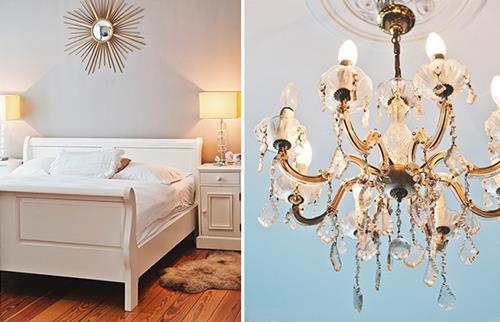 slaapkamer glamour