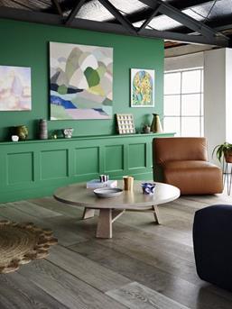 Groene muur combineren